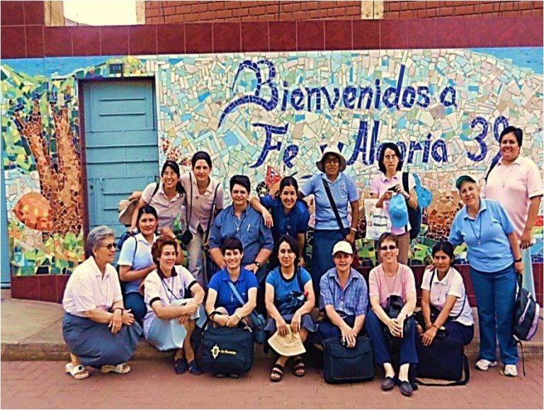 PCIA. STA. ROSA: ENCUENTRO DE HH JÓVENES DE VOTOS PERPETUOS