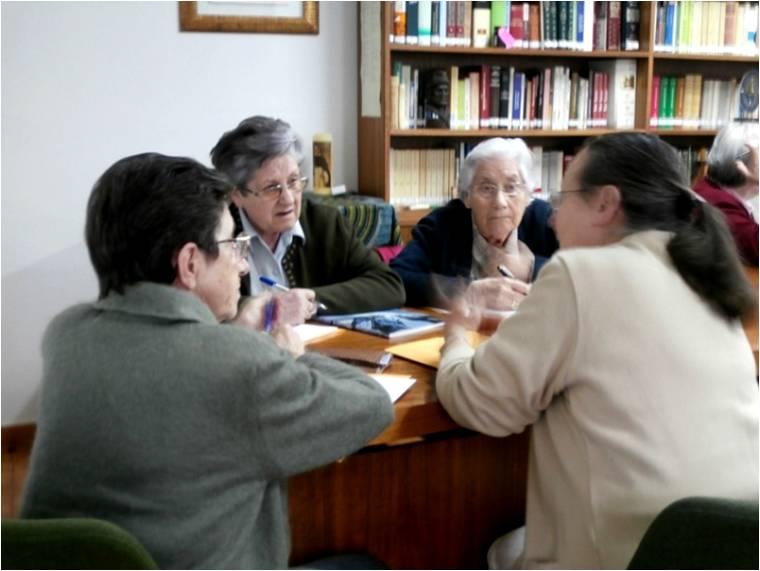 ENCUENTRO DE HERMANAS EN OTRAS MEDIACIONES – PCIA STO. DOMINGO