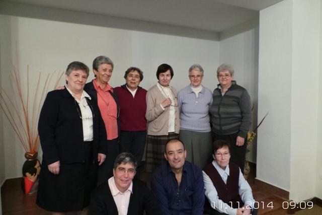 SE REUNIÓ EL EQUIPO INTERFUNDACIONES DE ESPAÑA