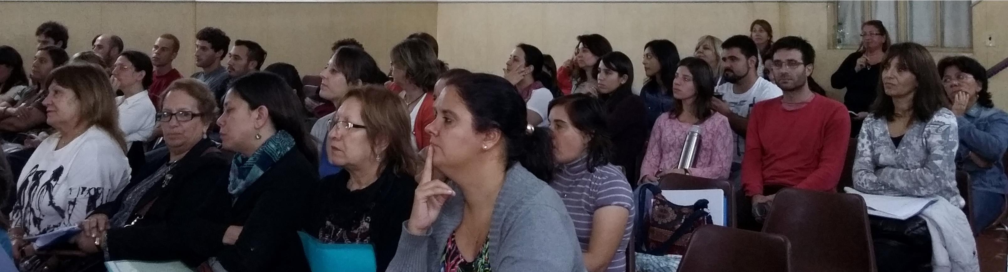 ENCUENTRO DOCENTES DEL URUGUAY, COLEGIO CLARA JAKSON DE HEBER