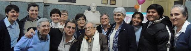 H. MARGARITA, ¡100 AÑOS DE ENTREGA AL PRÓJIMO!