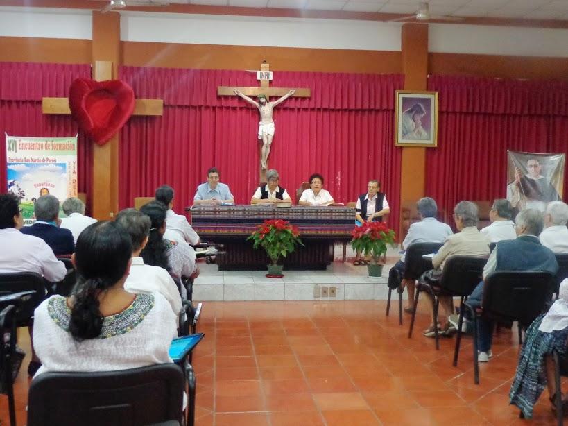 ENCUENTRO HERMANAS PROVINCIA SAN MARTÍN DE PORRES