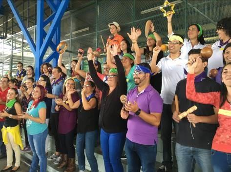 COSTA RICA COLEGIO: CELEBRANDO ACONTECIMIENTOS