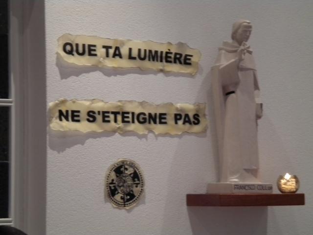 LA COMUNIDAD DE FRIBOURG CELEBRA EL BICENTENARIO DEL PADRE COLL