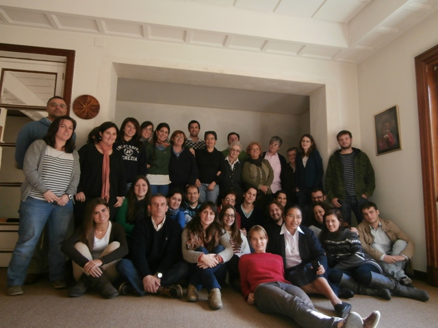 ENCUENTRO DEL VOLUNTARIADO  -MADRID 2012-