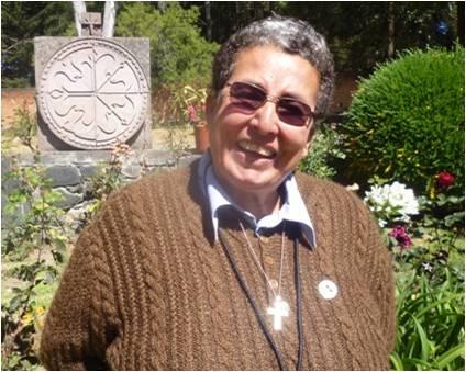 LA H. CELESTINA VELOSO SERÁ NUEVA PROMOTORA INTERNACIONAL DE JUSTICIA Y PAZ