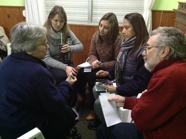 JORNADA  DE FORMACIÓN EN SAN CARLOS (URUGUAY)
