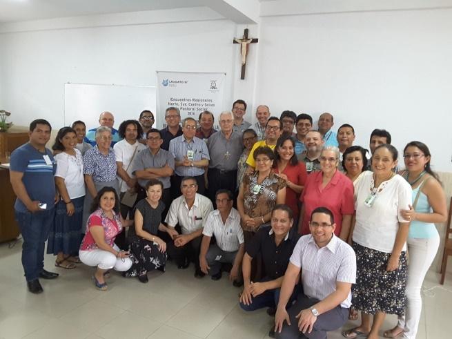 LAUDATO SI -PERÚ-  ENCUENTRO REGIONAL SELVA