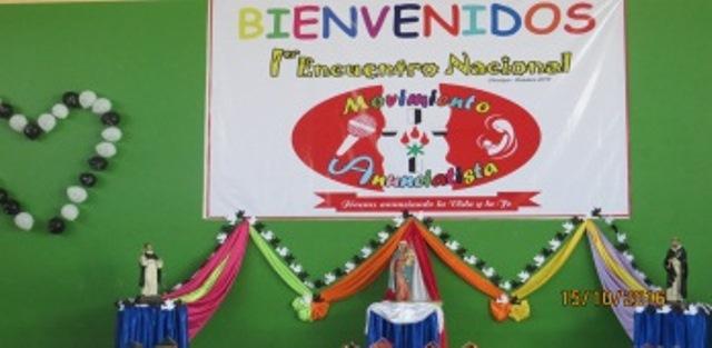 MOVIMIENTO ANUNCIATISTA, Perú