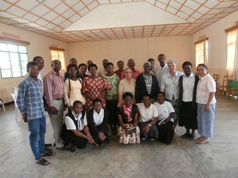 Kagugu:Encuentro-Formación de maestros
