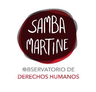 Comunicación Observatorio DDHH Samba Martine