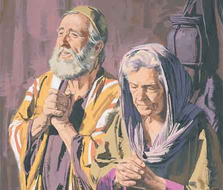 Juan, hijo de Zacarías e Isabel