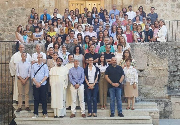 ENCUENTRO DE DIRECTIVOS Y PROFESORES DE LA FESD EN CALERUEGA