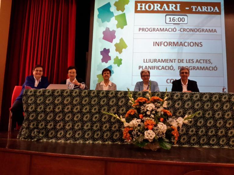 ENCUENTRO DE HERMANAS PROVINCIA SAN RAIMUNDO DE PEÑAFORT
