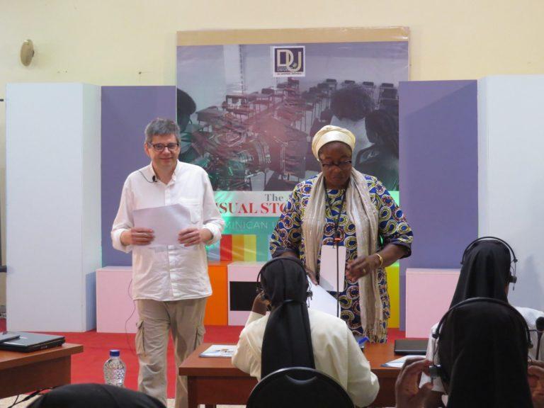 JORNADAS DE COMUNICACIÓN, IBADAN, NIGERIA