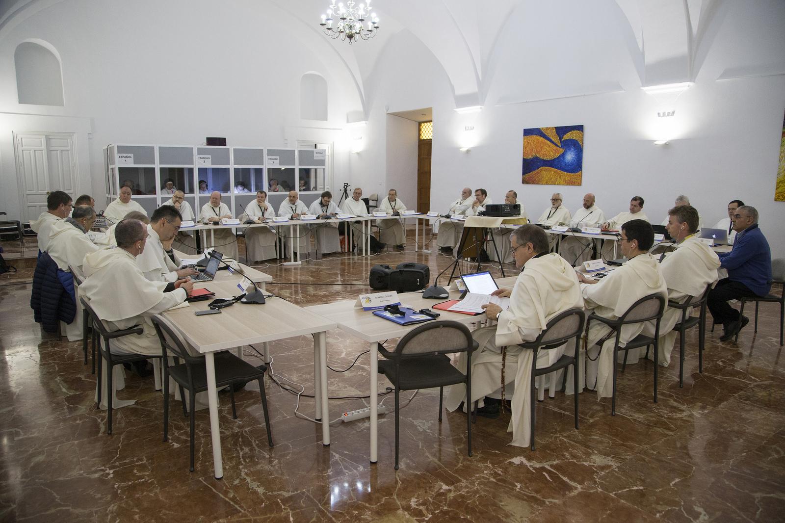ENCUENTRO EUROPEO DE PROVINCIALES DOMINICOS