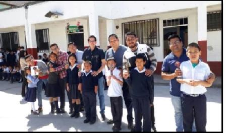 LOS NIÑOS DEL BASURERO, ESPERANZAS DE RESURRECCIÓN