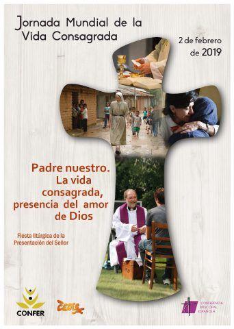 JORNADA MUNDIAL DE LA VIDA CONSAGRADA 2019
