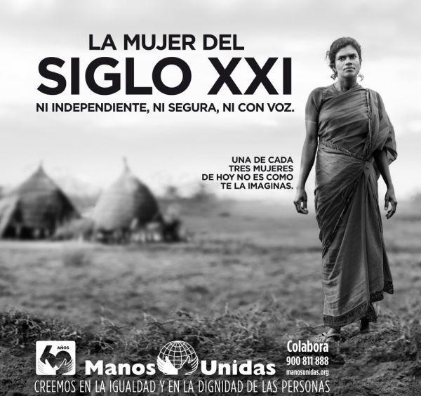 MANOS UNIDAS CUMPLE 60 AÑOS