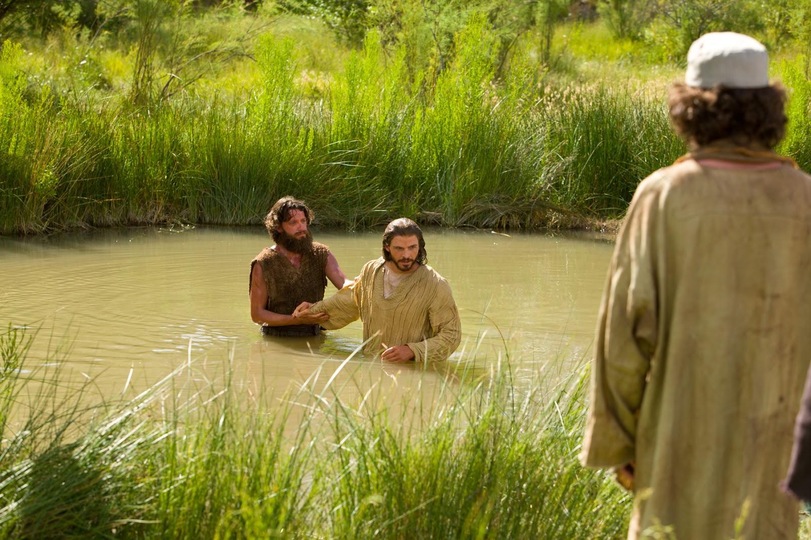 13 ENERO EL BAUTISMO DE JESUS