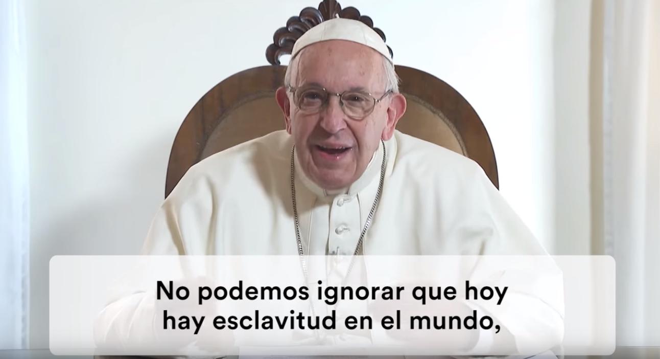 EL VIDEO DEL PAPA FEBRERO DE 2019