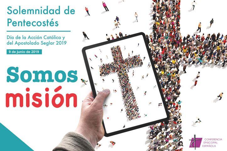 SOMOS MISION SOLEMNIDAD DE PENTECOSTES