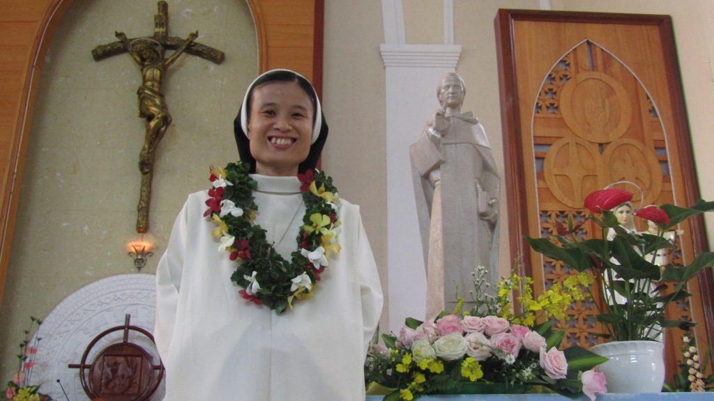 PROFESIÓN PERPETUA EN VIETNAM