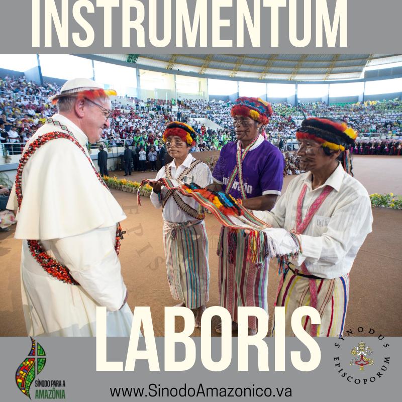 AMAZONÍA: NUEVO CAMINO PARA LA IGLESIA Y PARA UNA ECOLOGÍA INTEGRAL