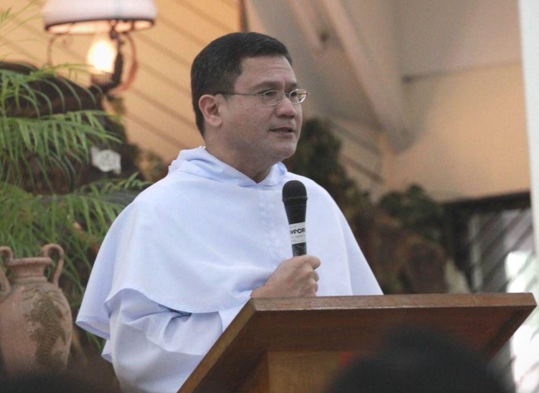 EL FILIPINO FR. GERARD TIMONER III ELEGIDO MAESTRO DE LA ORDEN DE PREDICADORES