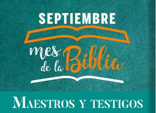 SEPTIEMBRE MES DE LA BIBLIA 2019