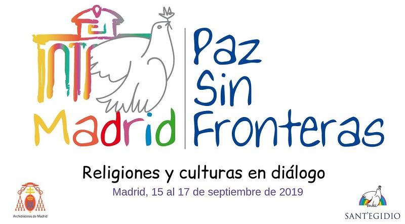 CEREMONIA DE CLAUSURA DEL ENCUENTRO INTERRELIGIOSO PAZ SIN FRONTERAS