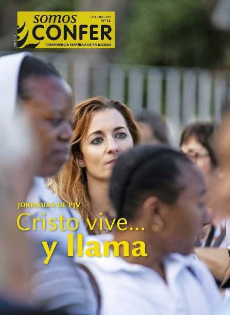 CRISTO VIVE…Y LLAMA –  SOMOS CONFER
