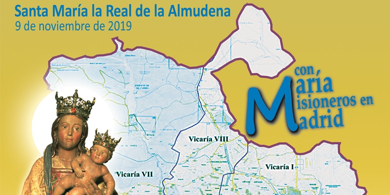 CON MARIA MISIONEROS EN MADRID