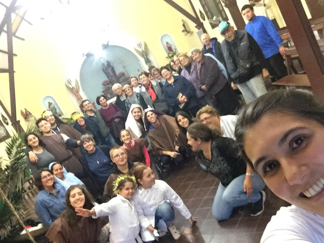MISION NAVIDEÑA EN URUGUAY