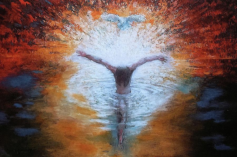 COMENTARIO DE LA PALABRA BAUTISMO DE JESUS
