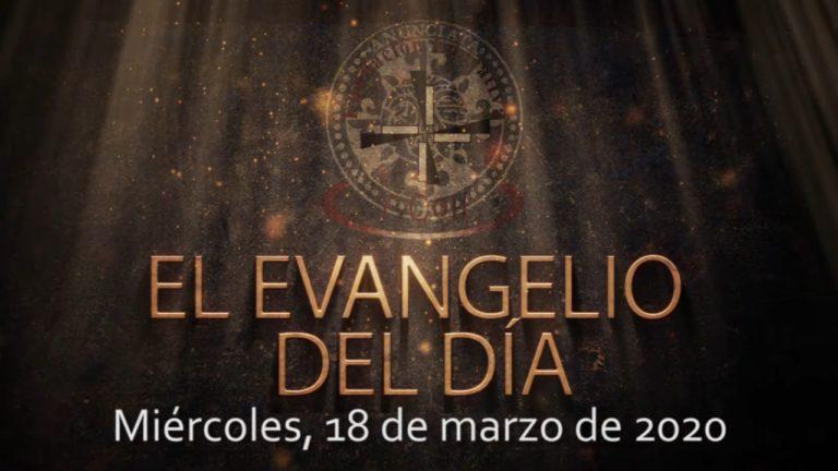 """MIÉRCOLES 18 DE MARZO, EVANGELIO DEL DÍA Y REFLEXIÓN """"NO HE VENIDO A ABOLIR, SINO A DAR PLENITUD"""""""
