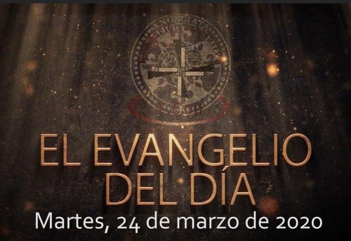 MARTES 24 DE MARZO, EVANGELIO DEL DÍA Y REFLEXIÓN «TOMA TU CAMILLA Y ECHA A ANDAR»