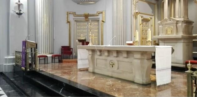 La Basílica de Atocha retransmite las celebraciones desde su web y redes sociales