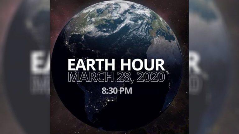 28 de marzo: Una hora por la Tierra, apaga la luz y defiende el planeta