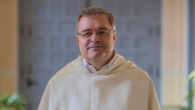 El provincial de Hispania de los dominicos sostiene que «la vida religiosa puede y debe hacer mucho»