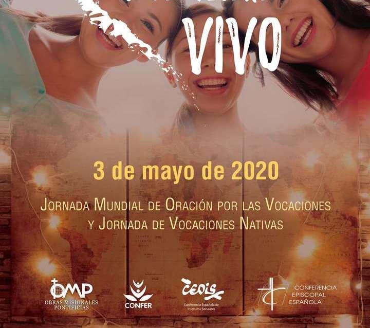 La Iglesia española invita este domingo a rezar por las vocaciones desde el confinamiento