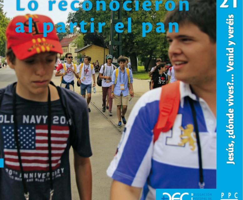CATEQUESIS DE PASCUA PARA ADOLESCENTES Y JÓVENES DEL CICLO A