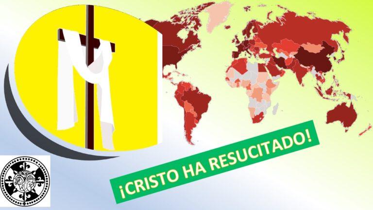 FELIZ PASCUA DE RESURRECCIÓN 2020