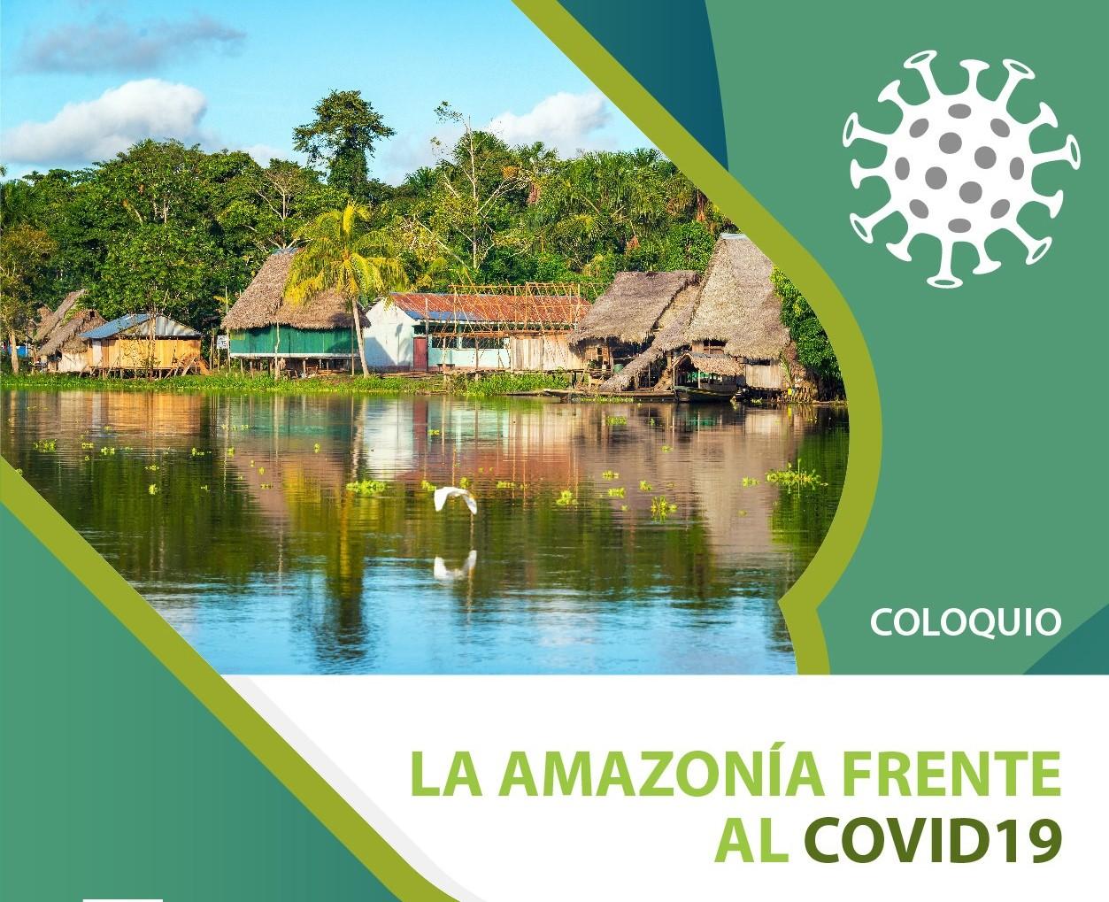Webinar sobre la Amazonía y el Covid-19