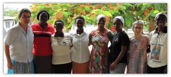 LA MISIÓN EDUCATIVA EN BENIN