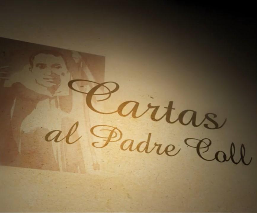 CARTA AL PADRE COLL DESDE MADRID