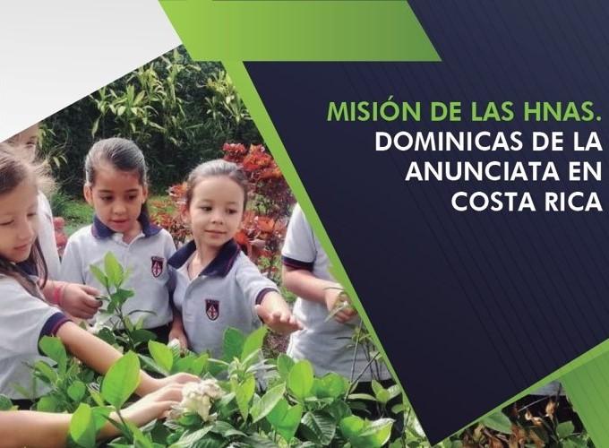MISIÓN DE LAS HERMANAS EN COSTA RICA