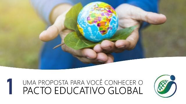 ENTREVISTA CON LA HNA. MONTSERRAT DEL POZO ROSELLO  SOBRE EL PACTO EDUCATIVO GLOBAL