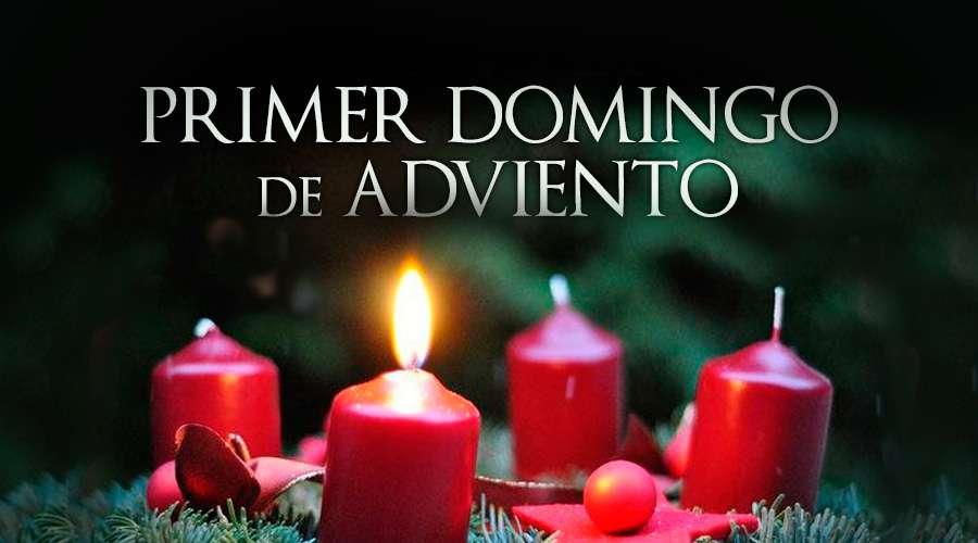 COMENTARIO AL EVANGELIO 1 DOMINGO DE ADVIENTO CICLO B