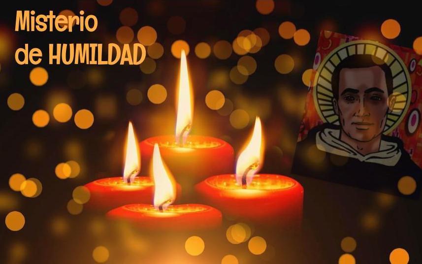 MISTERIO DE HUMILDAD